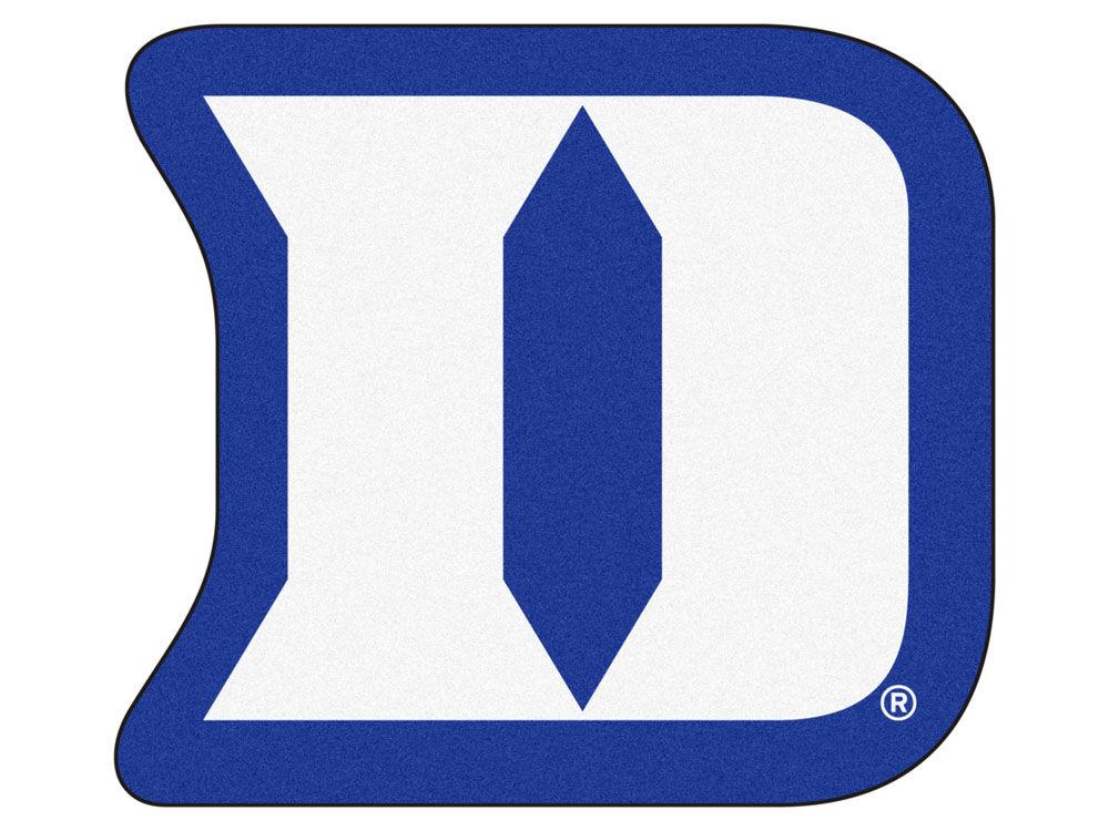Duke Blue Devils Mascot Mat Lids