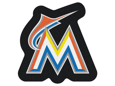 Miami Marlins Mascot Mat