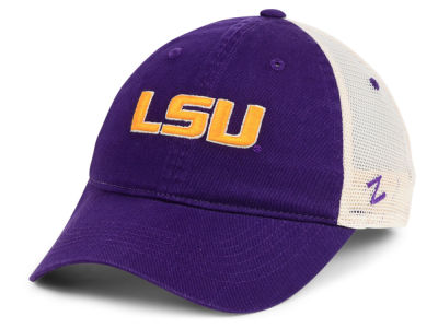 LSU Tigers Zephyr NCAA University Mesh Cap