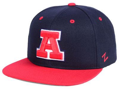 b8d3ccd888e Arizona Wildcats Zephyr NCAA Core Snapback Cap