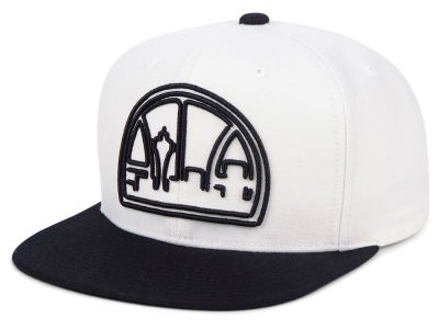 Seattle SuperSonics Mitchell & Ness NBA Con Neon Snapback Cap