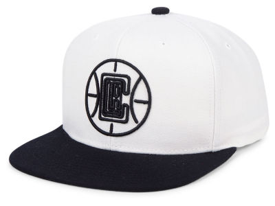Los Angeles Clippers Mitchell & Ness NBA Con Neon Snapback Cap