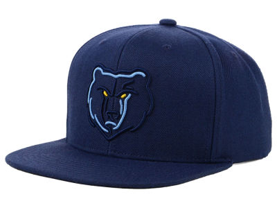 4d7a925054e Memphis Grizzlies Mitchell   Ness NBA Team Color Neon Snapback Cap