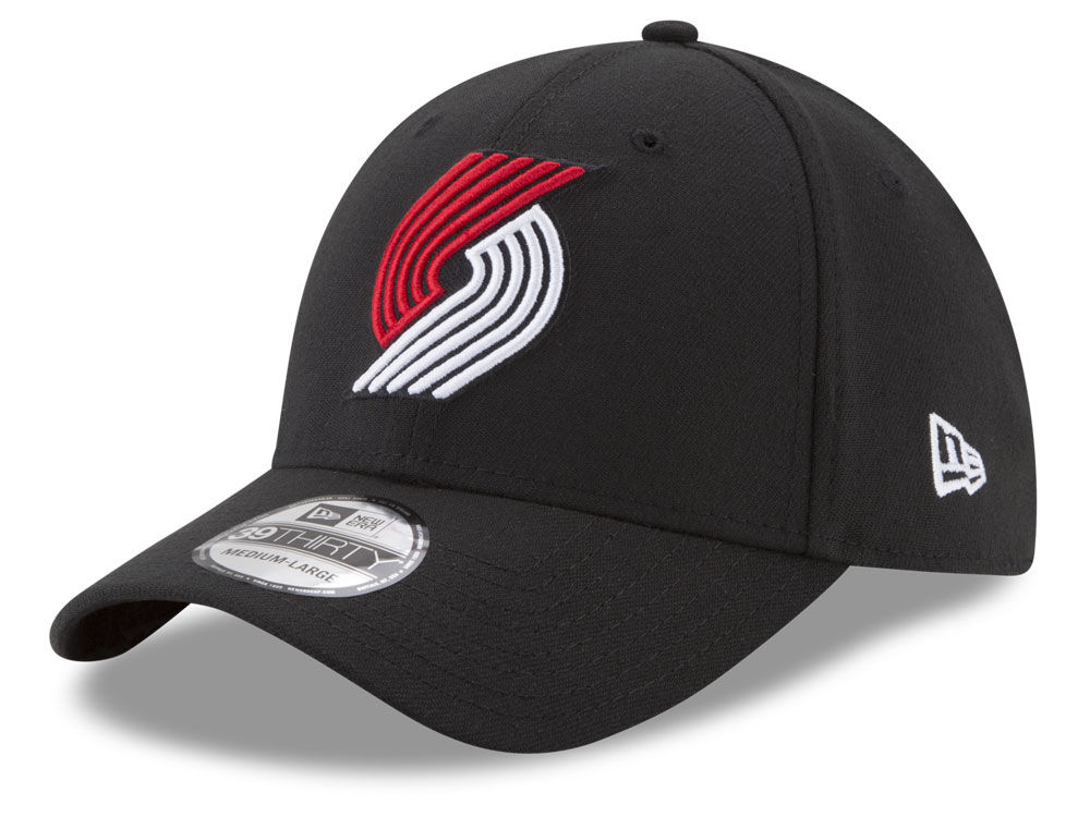 f169c22ea19727 ... shop portland trail blazers new era nba team classic 39thirty cap lids  2f095 e1b06