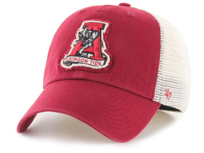 Alabama Crimson Tide '47 NCAA Stamper CLOSER Cap