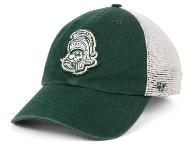 Michigan State Spartans '47 NCAA Stamper CLOSER Cap