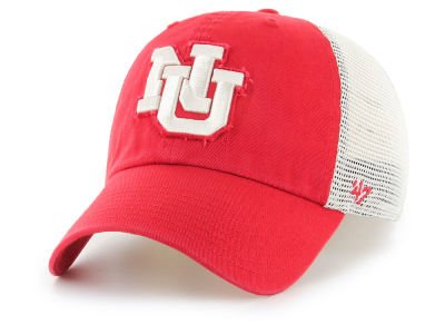 Nebraska Cornhuskers '47 NCAA Stamper CLOSER Cap