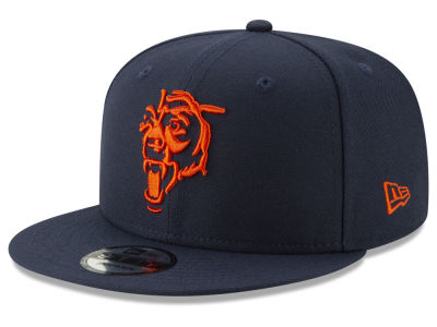 Chicago Bears New Era NFL Logo Elements Collection 9FIFTY Snapback Cap