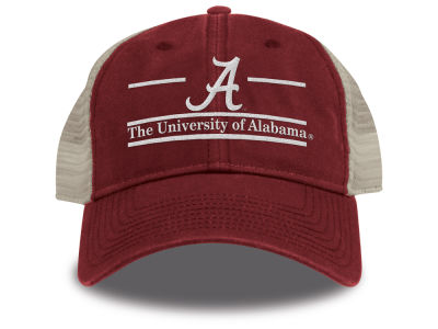 Alabama Crimson Tide The Game NCAA Team Color Classic Mesh Cap