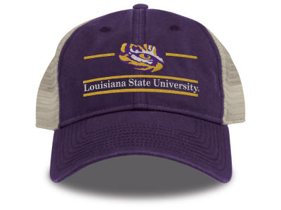 LSU Tigers The Game NCAA Team Color Classic Mesh Cap