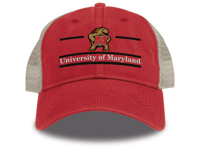 Maryland Terrapins The Game NCAA Team Color Classic Mesh Cap