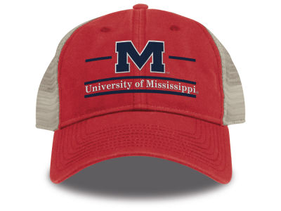 Ole Miss Rebels The Game NCAA Team Color Classic Mesh Cap