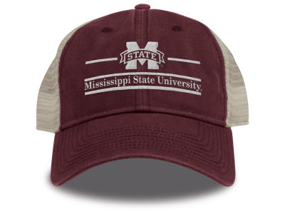 Mississippi State Bulldogs The Game NCAA Team Color Classic Mesh Cap