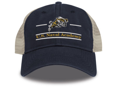 Navy Midshipmen The Game NCAA Team Color Classic Mesh Cap
