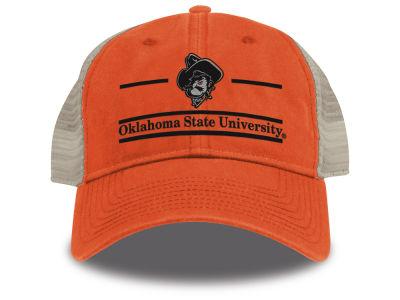 Oklahoma State Cowboys The Game NCAA Team Color Classic Mesh Cap