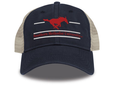 Southern Methodist Mustangs The Game NCAA Team Color Classic Mesh Cap