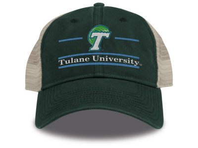4d6fa93cdcd Tulane Green Wave The Game NCAA Team Color Classic Mesh Cap