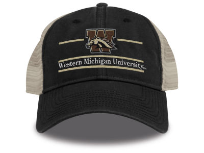 Western Michigan Broncos The Game NCAA Team Color Classic Mesh Cap