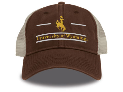 Wyoming Cowboys The Game NCAA Team Color Classic Mesh Cap