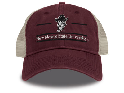 New Mexico State Aggies The Game NCAA Team Color Classic Mesh Cap