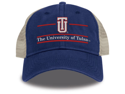Tulsa Golden Hurricane The Game NCAA Team Color Classic Mesh Cap