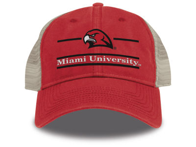 Miami (Ohio) Redhawks The Game NCAA Team Color Classic Mesh Cap