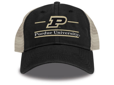Purdue Boilermakers The Game NCAA Team Color Classic Mesh Cap