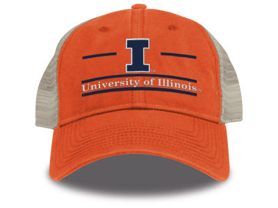 Illinois Fighting Illini The Game NCAA Team Color Classic Mesh Cap