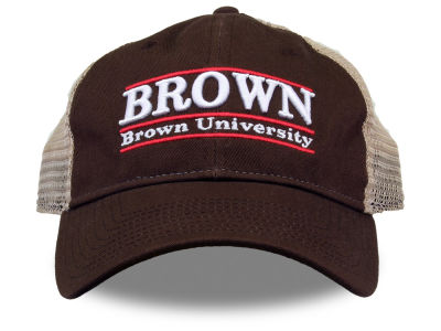 Brown Bears The Game NCAA Team Color Classic Mesh Cap