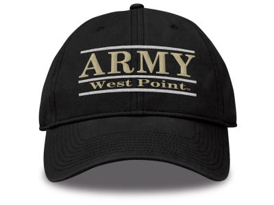 Army Black Knights The Game NCAA Team Color Classic Bar Cap