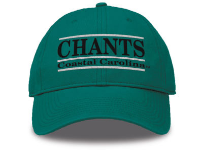 Coastal Carolina Chanticleers The Game NCAA Team Color Classic Bar Cap