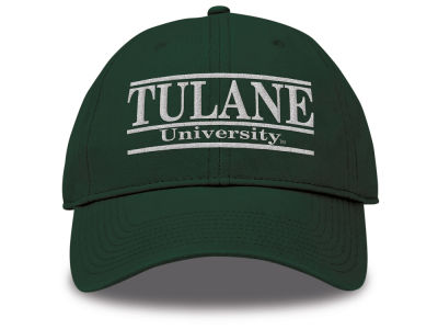 70e6bb1307f Tulane Green Wave The Game NCAA Team Color Classic Bar Cap