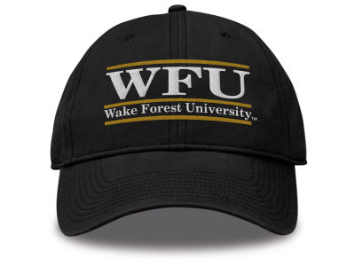 Wake Forest Demon Deacons The Game NCAA Team Color Classic Bar Cap