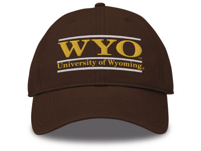 Wyoming Cowboys The Game NCAA Team Color Classic Bar Cap