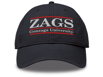 Gonzaga Bulldogs The Game NCAA Team Color Classic Bar Cap