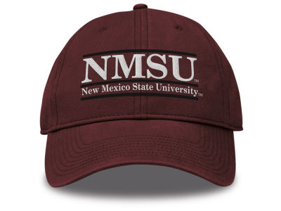 New Mexico State Aggies The Game NCAA Team Color Classic Bar Cap