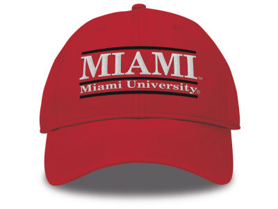 Miami (Ohio) Redhawks The Game NCAA Team Color Classic Bar Cap