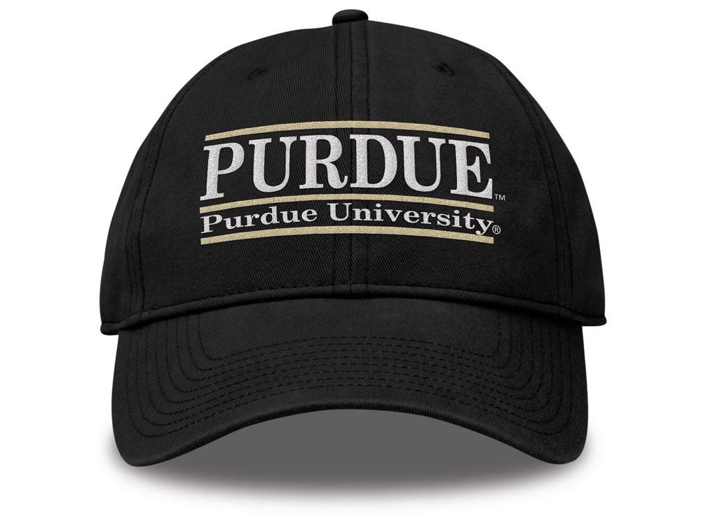 Purdue Boilermakers The Game NCAA Team Color Classic Bar Cap  3744a59362a4