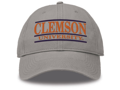 Clemson Tigers The Game NCAA Team Color Classic Bar Cap