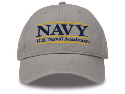 Navy Midshipmen The Game NCAA Team Color Classic Bar Cap