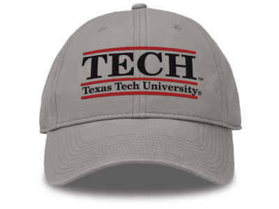 Texas Tech Red Raiders The Game NCAA Team Color Classic Bar Cap