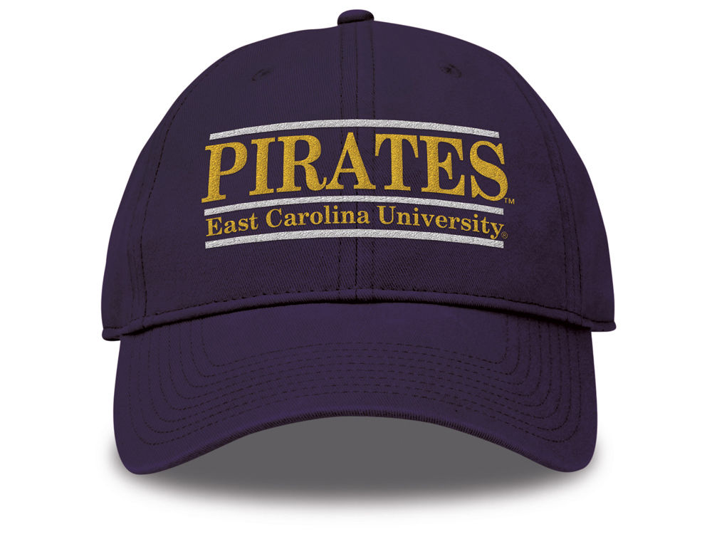 hot sale online 3ba2a 669ae ... czech east carolina pirates the game ncaa team color classic bar cap  54134 99fe6