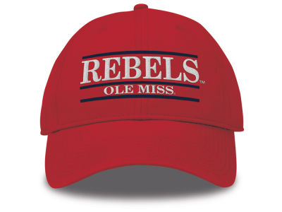 cheap for discount b675c dee3b ... shopping ole miss rebels the game ncaa team color classic bar cap 1708b  69ef2