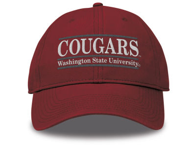 Washington State Cougars The Game NCAA Team Color Classic Bar Cap