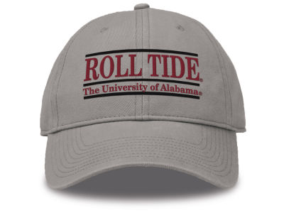 Alabama Crimson Tide The Game NCAA Team Color Classic Bar Cap