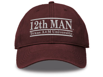 Texas A&M Aggies The Game NCAA Team Color Classic Bar Cap
