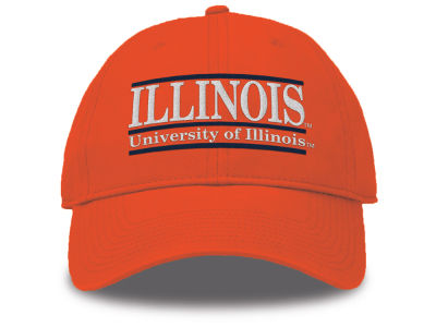Illinois Fighting Illini The Game NCAA Team Color Classic Bar Cap