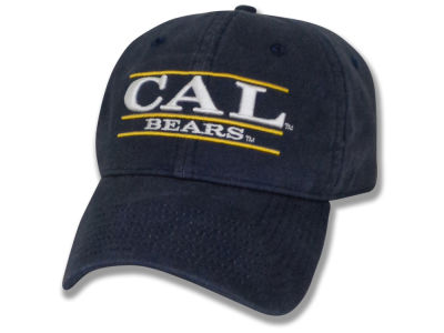 California Golden Bears The Game NCAA Team Color Classic Bar Cap