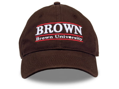 Brown Bears The Game NCAA Team Color Classic Bar Cap