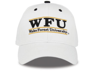 Wake Forest Demon Deacons The Game NCAA Classic Bar Cap
